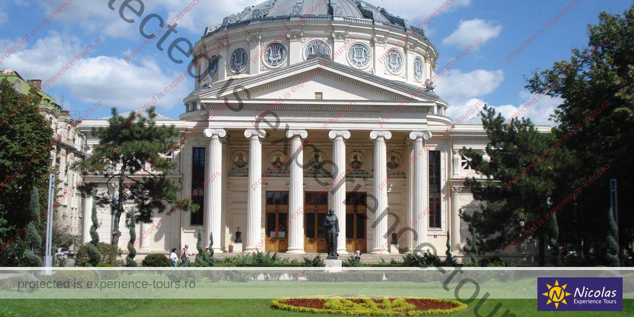 Private Trip to The Romanian Athenaeum