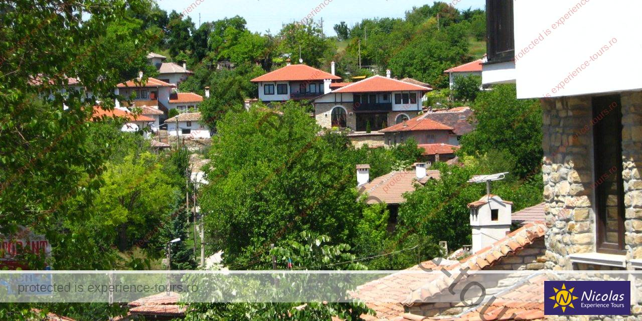 Private Trip To Arbanasi Village Bulgaria
