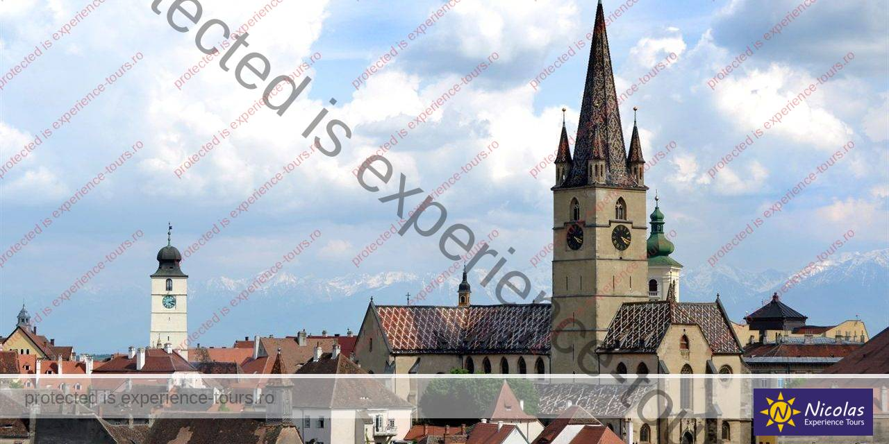 Private Trip To Sibiu Evangelical Cathedral