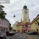 Excursion privé à la Cathédrale Evangélique de Sibiu