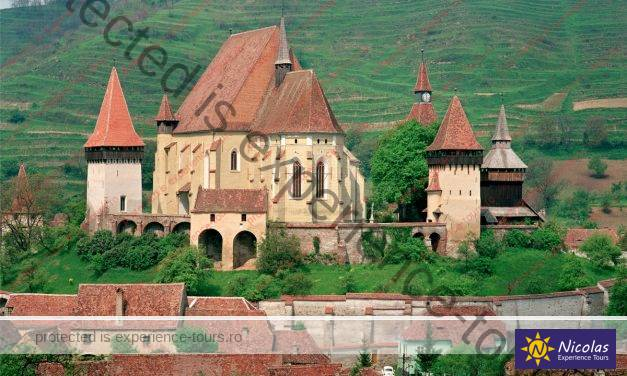 Private Trip To The Fortified Church in Biertan