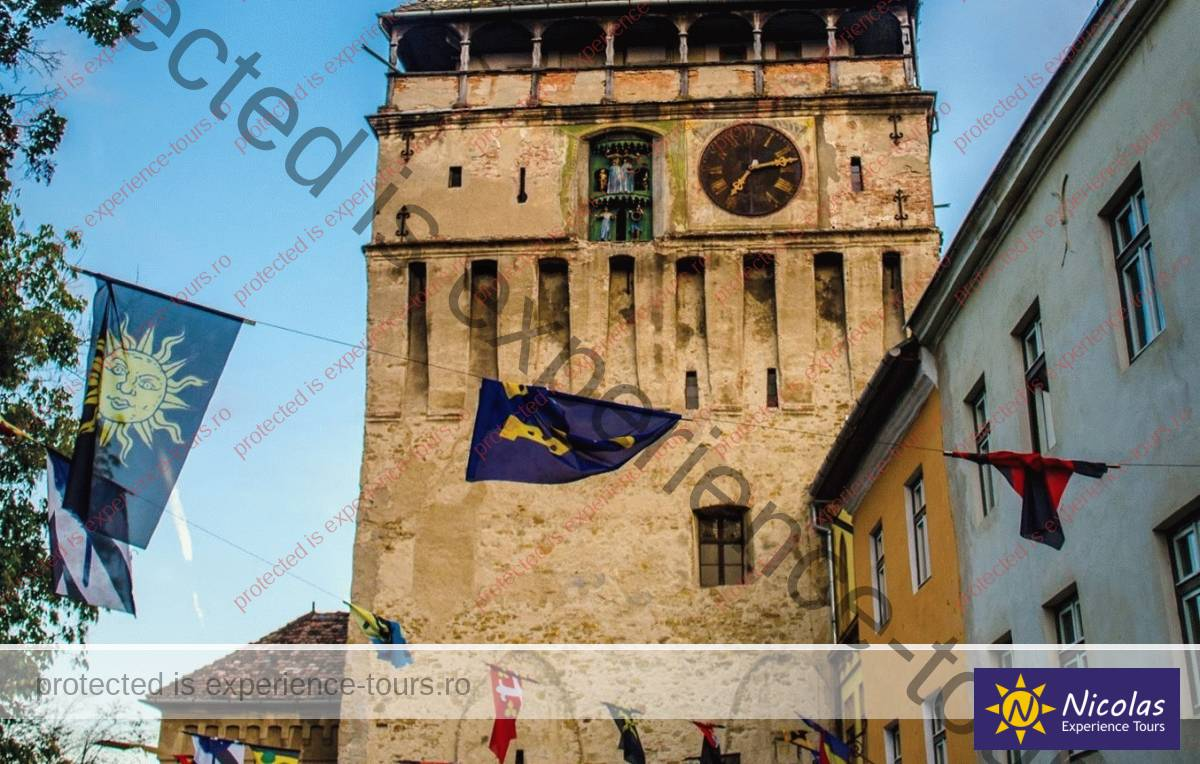 History Museum Sighisoara Roamania private trip