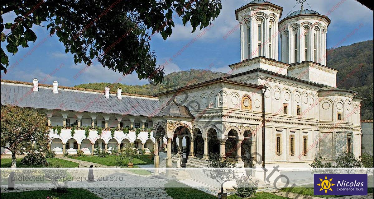 Private Trip To Horezu Monastery
