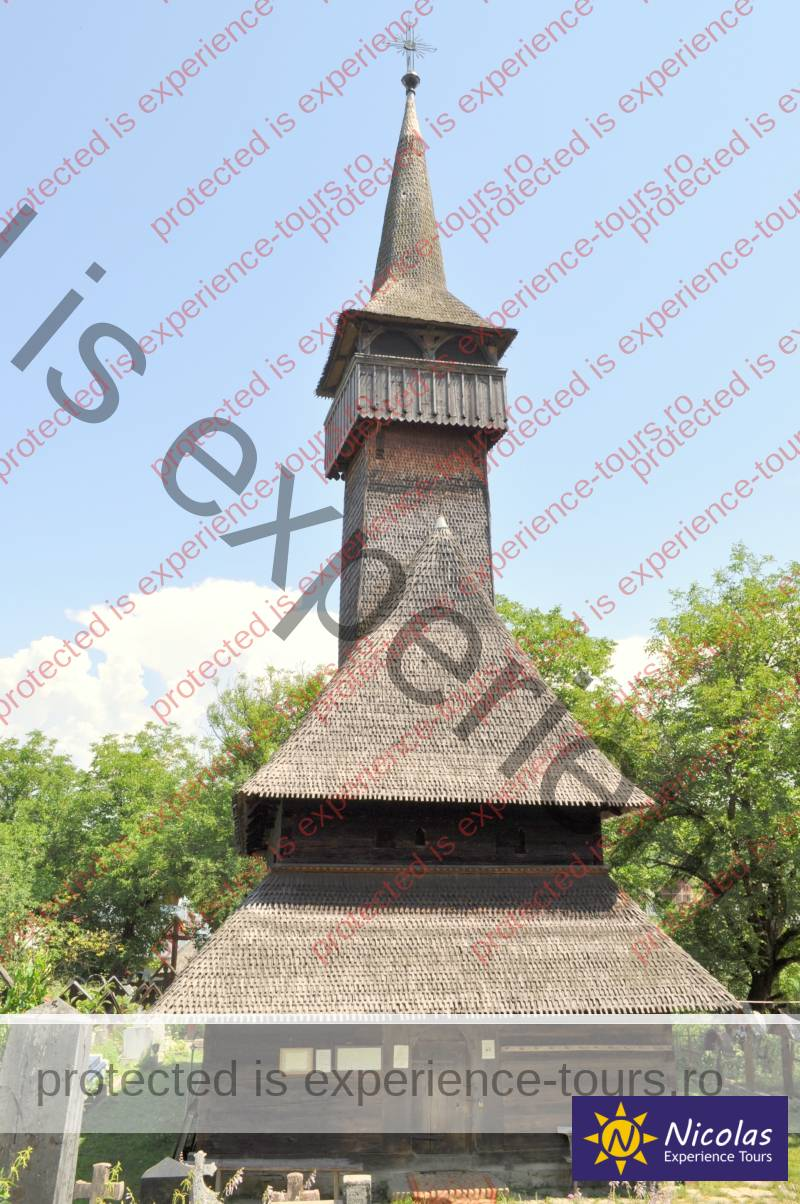 Private Tour to Ieud Wooden Church Maramures