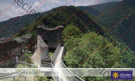 Private Trip To Poenari Fortress