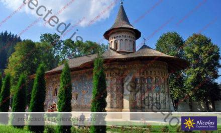 Private trip To Voronet Monastery
