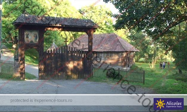 Private Trip To The Wooden Church from Surdesti